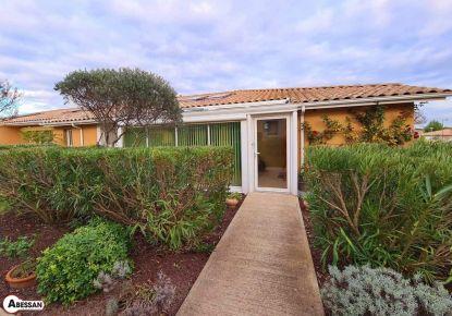 A vendre Maison en résidence Jonquieres Saint Vincent | Réf 34070121636 - Abessan immobilier