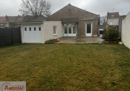 A vendre Maison de ville Houplin Ancoisne   Réf 34070121639 - Abessan immobilier