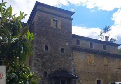 A vendre Château Genolhac | Réf 34070121727 - Abessan immobilier