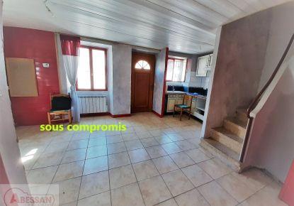 A vendre Maison de village Lacaune   Réf 34070121997 - Abessan immobilier