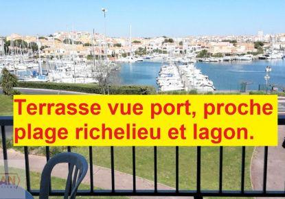 A vendre Appartement Le Cap D'agde | Réf 34070122214 - Abessan immobilier