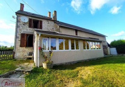 A vendre Maison en pierre Saint Silvain Sous Toulx | Réf 34070122572 - Abessan immobilier