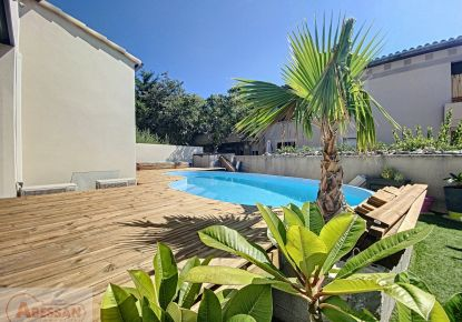 A vendre Maison contemporaine Poussan | Réf 34070122602 - Abessan immobilier