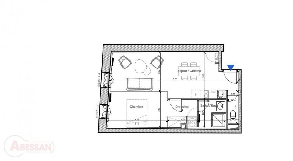 A vendre  Sete   Réf 34070122712 - Abessan immobilier
