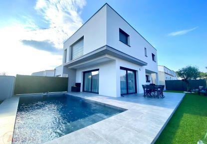 A vendre Villa d'architecte Vergeze | Réf 34070122735 - Abessan immobilier