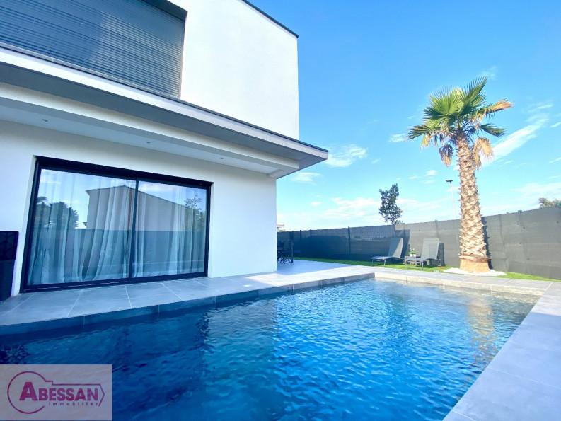 A vendre  Vergeze | Réf 34070122735 - Abessan immobilier