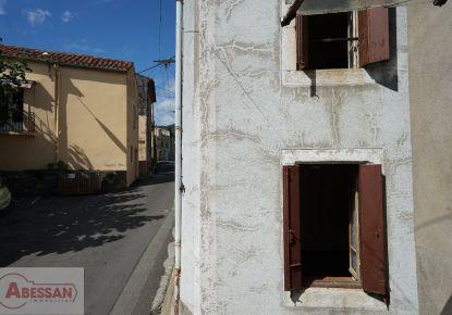 A vendre Maison à rénover Saint Pons De Thomieres | Réf 34070122820 - Abessan immobilier
