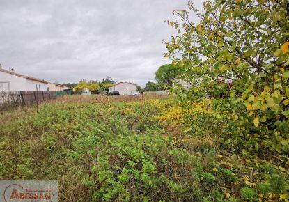 A vendre Terrain constructible Ribaute Les Tavernes | Réf 34070123291 - Abessan immobilier