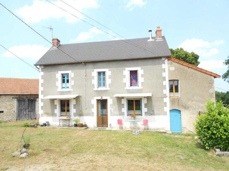 Maison individuelle en vente sannat rf n3407036662 for Achat d une maison individuelle
