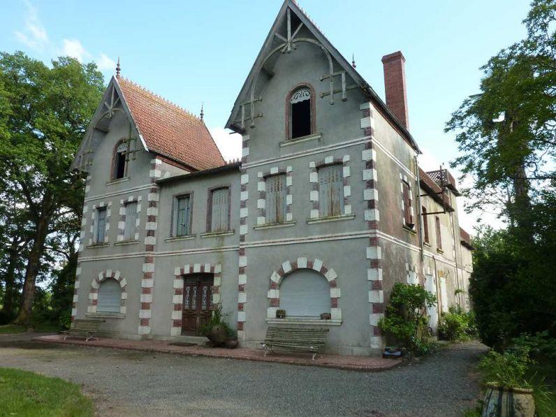 Vente maison de caractere caupenne d armagnac 32110 9 for Achat maison gers