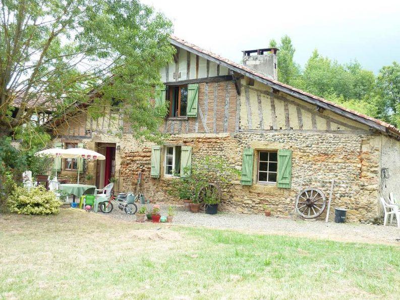 Corps de ferme en vente galiax rf n3407042624 abessan for Achat maison gers