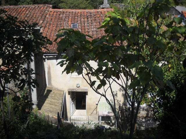 Maison de ville en vente saint pons de thomieres rf - Au jardin de marie st pons de thomieres ...