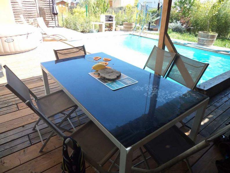 Villa en vente le cres rf n3407043918 abessan immobilier for Piscine le cres
