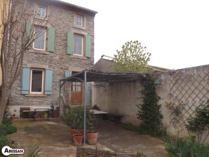 Maison en vente villegailhenc rf 3407048887 for Achat maison 45