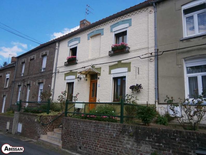 Maison en vente bruay la buissiere rf n3407050237 for Maison bruay la buissiere