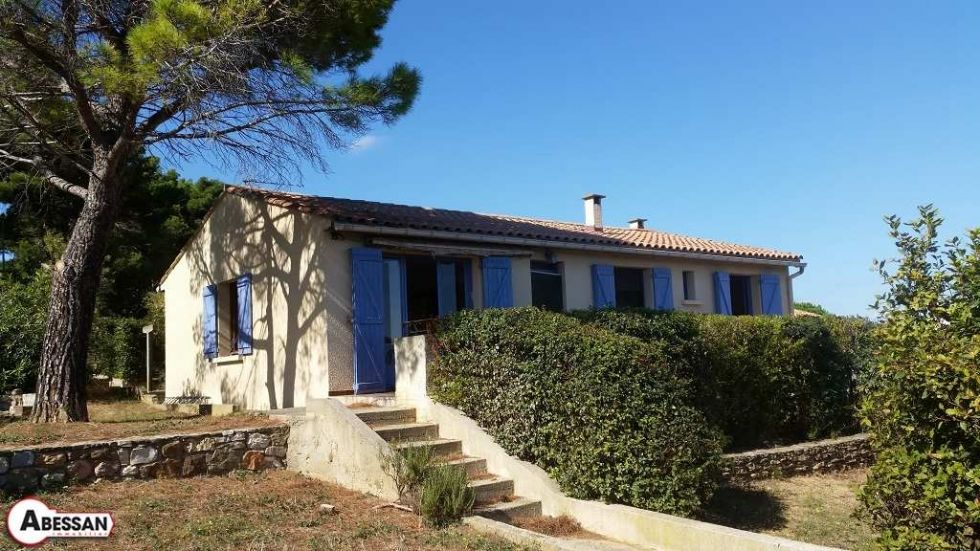 Maison en vente narbonne rf n3407057401 abessan immobilier for Achat maison narbonne