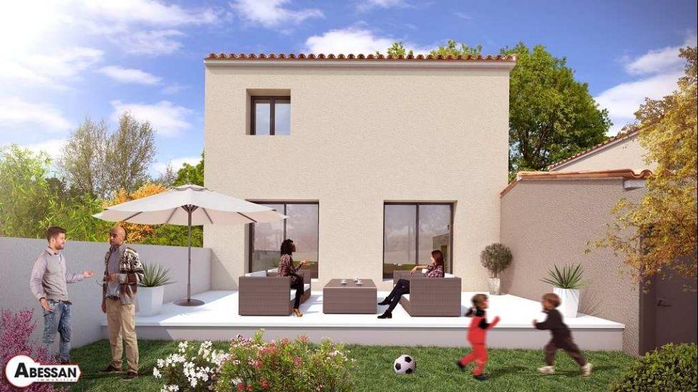maison en vente montpellier rf n3407057539 abessan immobilier. Black Bedroom Furniture Sets. Home Design Ideas