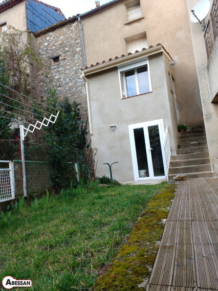 A vendre Riols 3407058805 Abessan immobilier