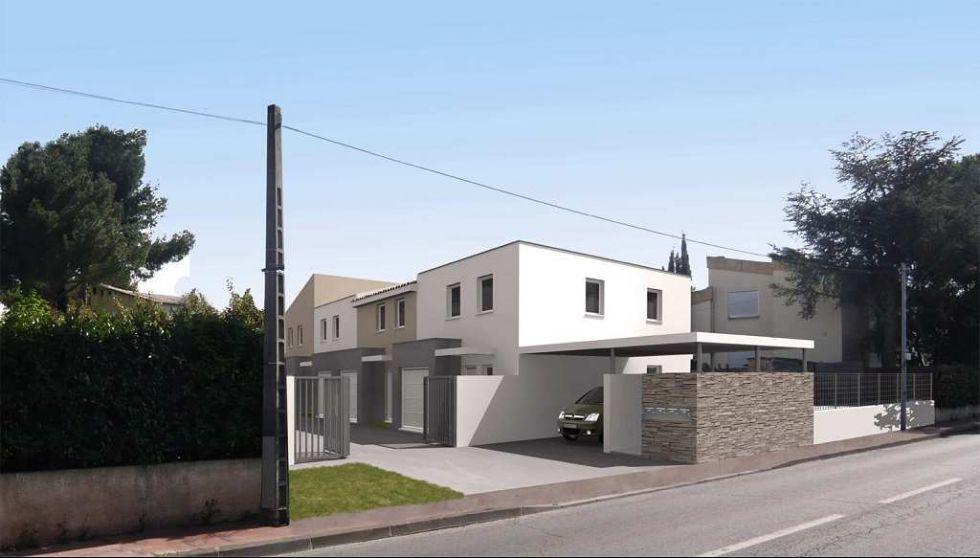 Maison en vente montpellier rf n3407058815 abessan for Prix m2 montpellier