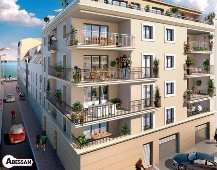appartement en vente sete rf n3407061001 abessan immobilier. Black Bedroom Furniture Sets. Home Design Ideas