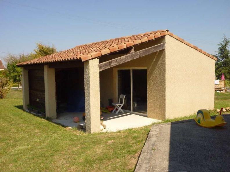 Maison individuelle en vente cordes sur ciel rf for Achat d une maison individuelle