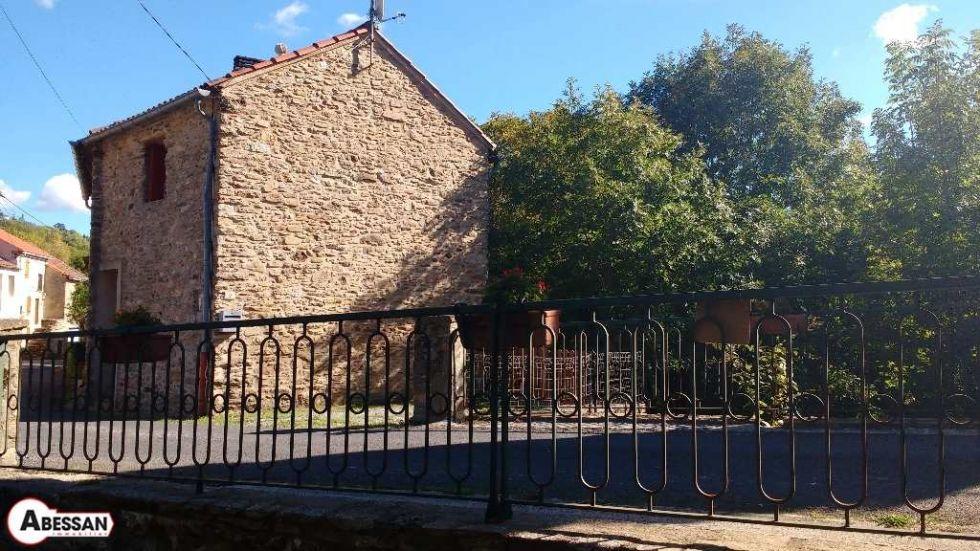 Maison de village en vente saint pons de thomieres rf - Au jardin de marie st pons de thomieres ...