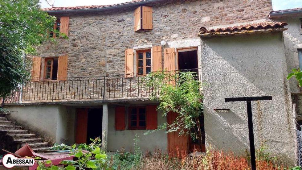 Maison de village en vente saint pons de thomieres r f - Au jardin de marie st pons de thomieres ...