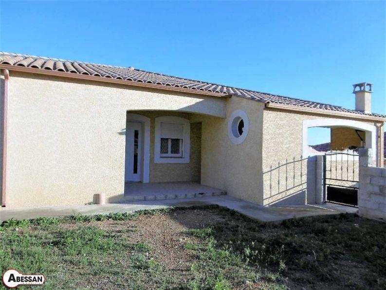 Maison en vente narbonne rf n3407064577 abessan immobilier for Achat maison narbonne