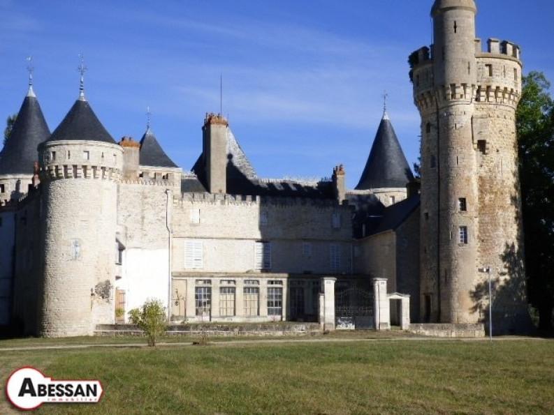 A vendre La Guerche Sur L'aubois 3407065714 Abessan immobilier
