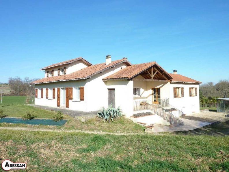 Maison individuelle en vente vic fezensac rf n3407065813 for Vente maison individuelle lesquin