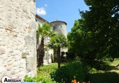 A vendre Château Villeneuve Sur Lot | Réf 3407066497 - Abessan immobilier