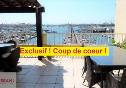 A vendre Appartement Le Cap D'agde | Réf 3407066867 - Abessan immobilier