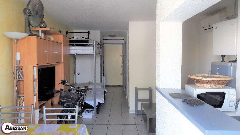 A vendre Le Cap D'agde 3407071286 Abessan immobilier