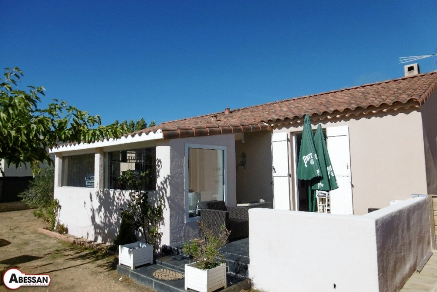 A vendre Ginestas 3407071799 Abessan immobilier
