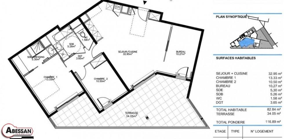 A vendre Sete 3407072167 Abessan immobilier