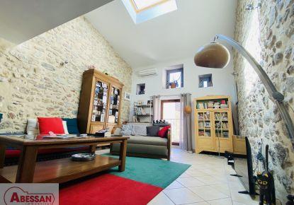 A vendre Maison en pierre Moussac | Réf 3407072964 - Abessan immobilier