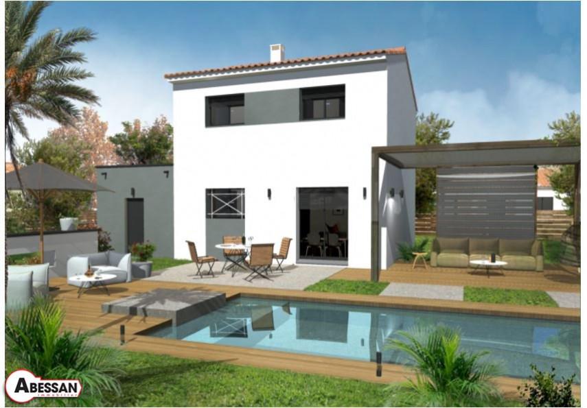 A vendre Poussan 3407074288 Abessan immobilier