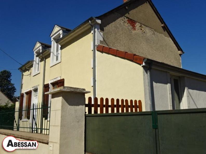 A vendre Mornay Sur Allier 3407074499 Abessan immobilier