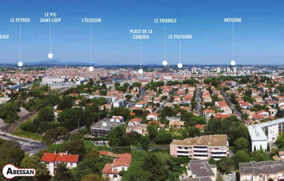 A vendre Montpellier 3407074519 Abessan immobilier