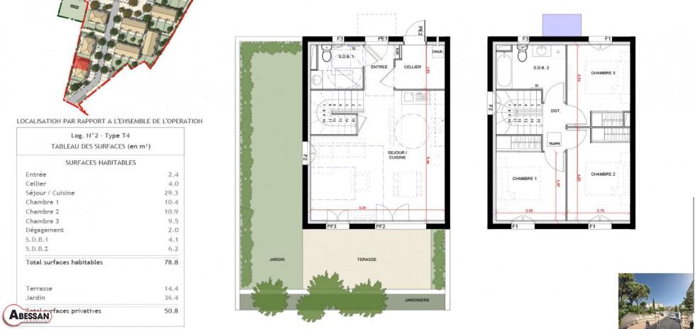 A vendre Portiragnes 3407075373 Abessan immobilier