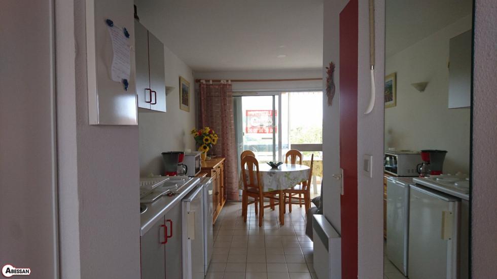 A vendre Le Cap D'agde 3407076230 Abessan immobilier