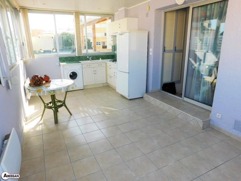 A vendre Le Cap D'agde 3407076270 Abessan immobilier