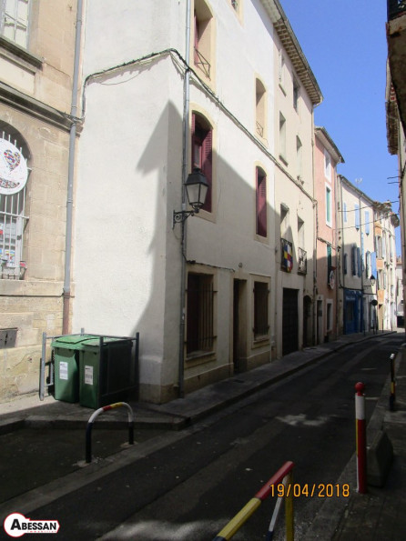 A vendre Beziers 3407076498 Abessan immobilier