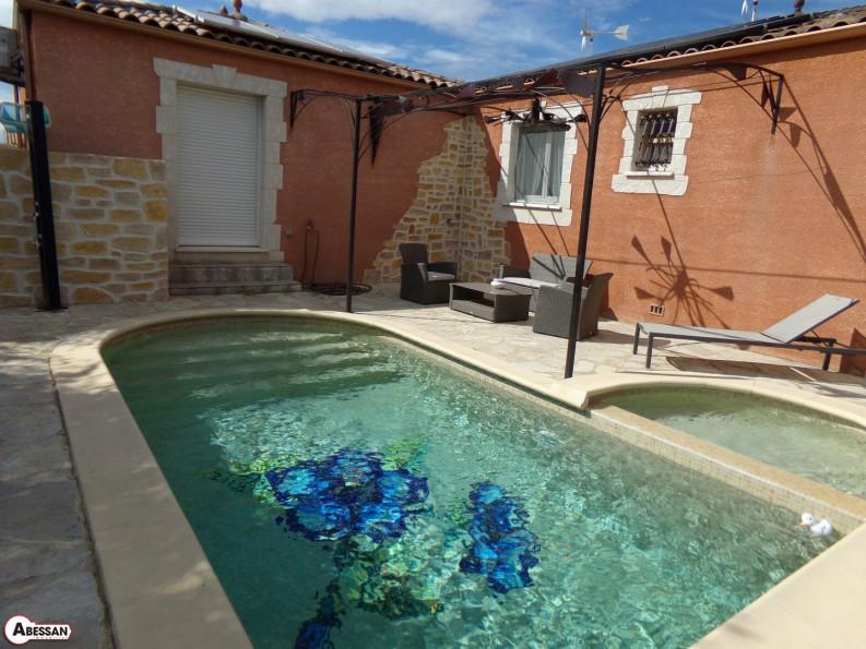 A vendre Lieuran Les Beziers 3407077242 Abessan immobilier