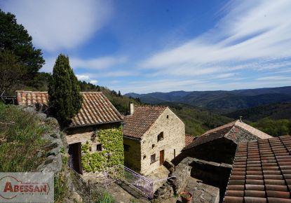 A vendre Maison de caractère Saint Vincent D'olargues | Réf 3407077371 - Abessan immobilier
