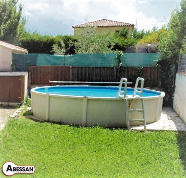 A vendre Gigean 3407078303 Abessan immobilier
