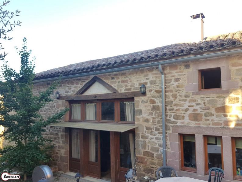 A vendre  Cordes-sur-ciel   Réf 3407079392 - Abessan immobilier