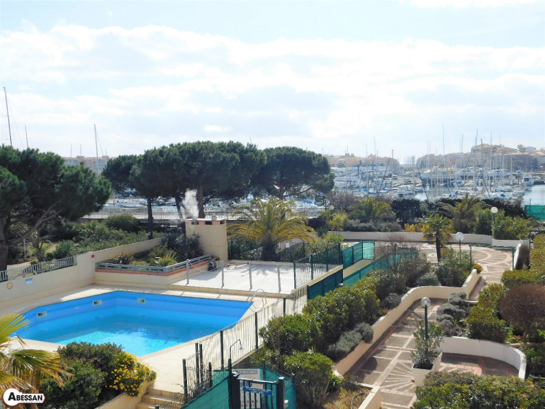 A vendre Le Cap D'agde 3407095537 Abessan immobilier