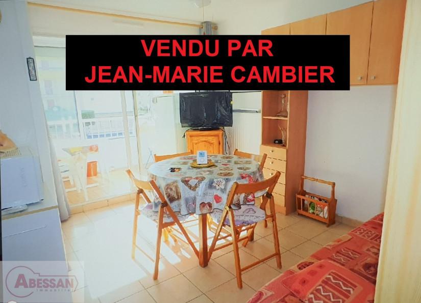 A vendre  Le Cap D'agde   Réf 3407095635 - Abessan immobilier