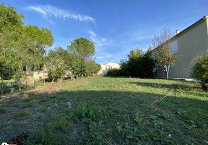 A vendre Terrain constructible Saint Hilaire De Brethmas | Réf 3407096051 - Abessan immobilier